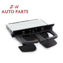 NEW OEM Black Front Folding Stretch Pop Dash Car Cup Holder Fit VW Jetta Golf MK4 Bora 1J0 858 601 C D / 1J0858601D