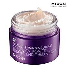 2016 Nova Eternas Do Sul Coreano Cosméticos/Produtos de Cuidados da pele Colágeno Mizon Poderoso Firmador Creme Concentrado E Hidratante