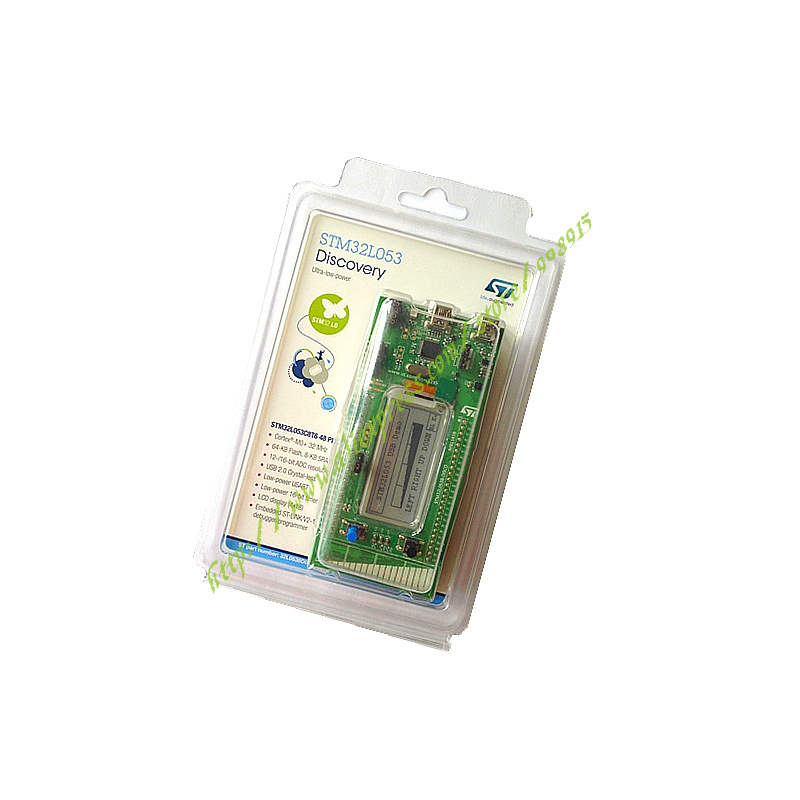Free shipping STM32L0538DISCOVERY 32L0538DISCOVERY Discovery kit for STM32 L0 series with STM32L053C8 MCU dk readers l0 petting zoo