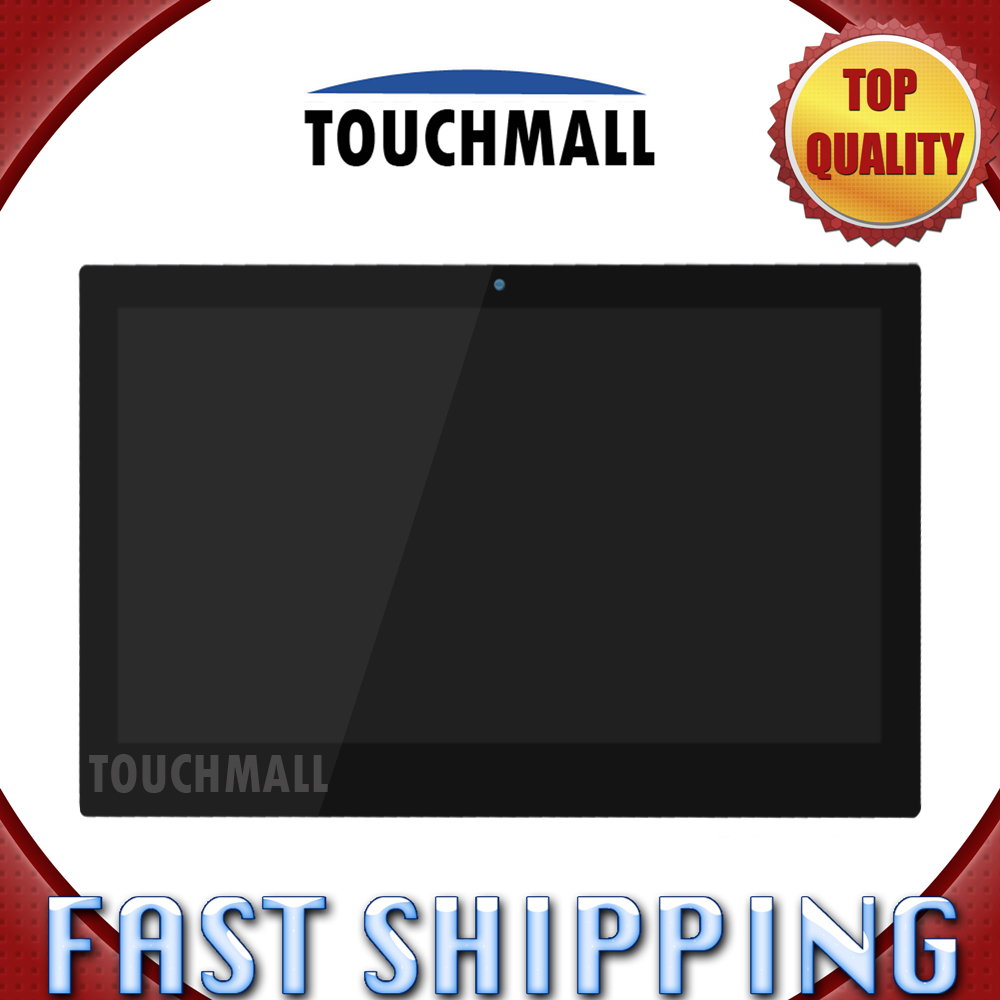 For New LCD Display Touch Screen Digitizer Assembly Replacement Acer Aspire R11 R3-131T-P344 11.6-inch Black Free Shipping