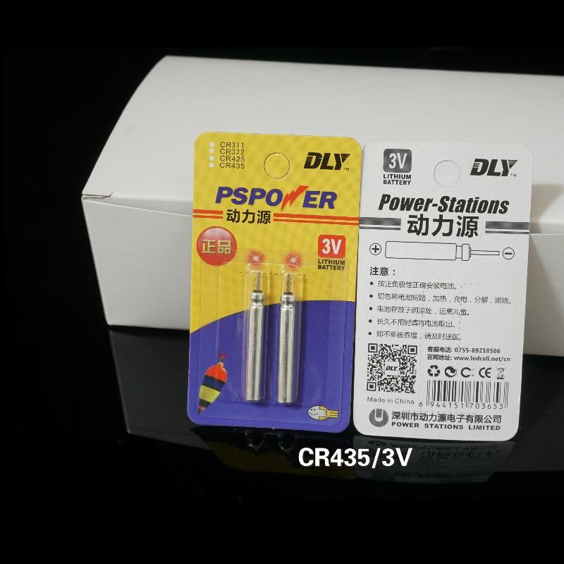 Großhandel 100 PCS/lot CR435 Batterie Leucht Lithium Batterie für elektronische Angeln Float 3V FishingTools Zubehör FU035-in Fischerfloß aus Sport und Unterhaltung bei AliExpress - 11.11_Doppel-11Tag der Singles 1