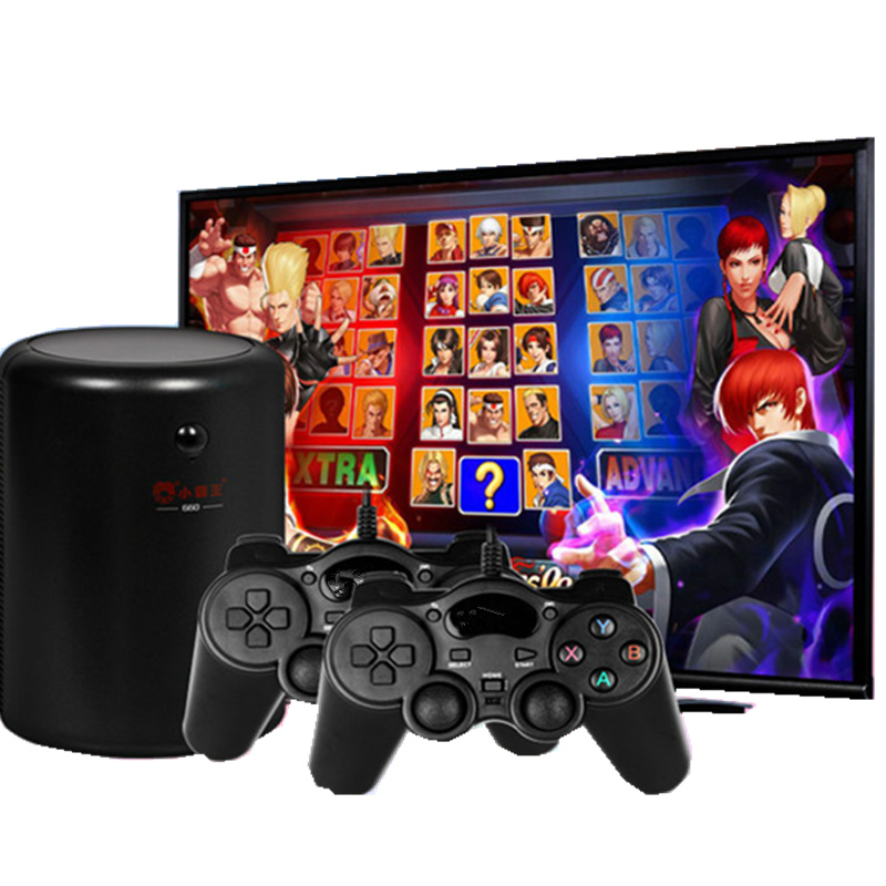 HD Video Game Console 64 Bit Support 4K Hdmi Output Retro 800 Classic Family Video Games Retro Game Console To TV