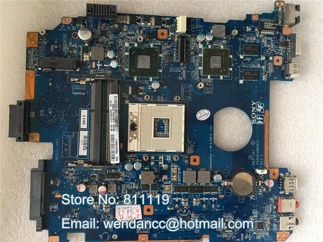 O envio gratuito de NEW N12M-GS2-S-A1 A1848625A A1827702A A1827700A Para MBX-247 DA0HK1MB6E0 MBX-247 Motherboard placa Mãe