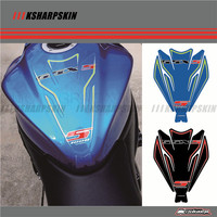 3D ADESIVI Sticker Decal Emblem Protection Tank Pad Cas Cap Fit FOR SUZUKI GSXS1000 GSXS1000F 2015 2016 2017