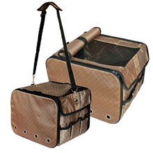 New Pet Products Foldable Pet Car Seat Carrier Cat Travel Bag Cage Puppy Crate Box Small Animals Slings Backpack