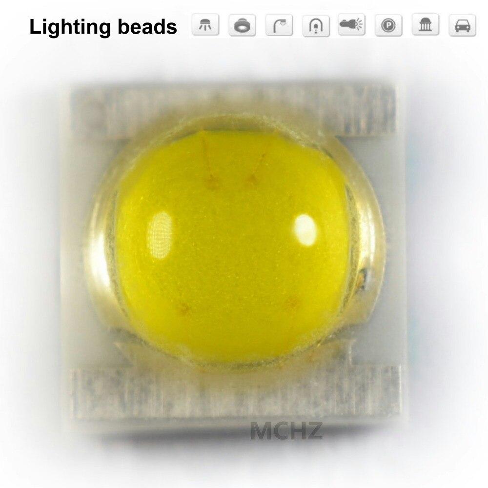 70 pièces 3535 led bridgelux 45mil Zener diode haute puissance 2 W 3000 K 5700 K substrat en céramique spectre complet