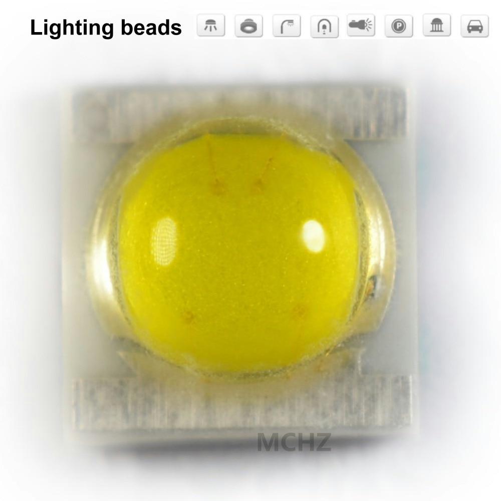 70pcs 3535 led bridgelux 45mil Zener diode High power 2W 3000K 5700K Ceramic substrate full spectrum