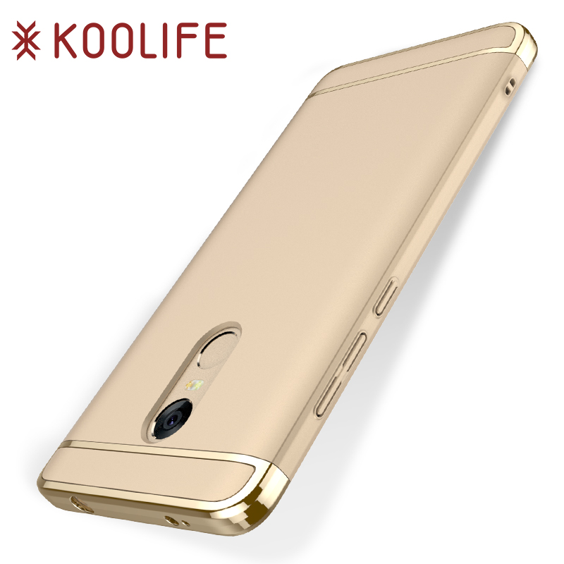 For xiaomi Redmi note 4X 32GB 64GB Luxury Busines Matte phone case hard pc shockproof shell For Redmi note 4 4X protection bag