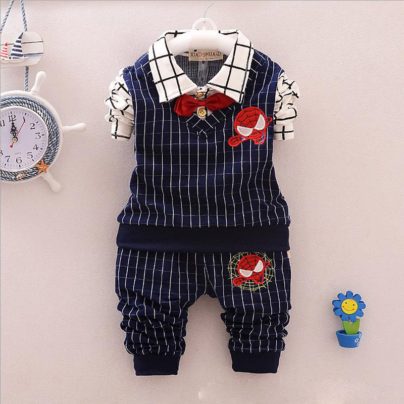 baby <font><b>boys</b></font> clothing sets kids sport suit for a <font><b>boy</b></font> <font><b>Spiderman</b></font> autumn clothes Children's tracksuits bebe clothing Formal <font><b>costume</b></font>