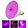 290 LED Grow Light E27 Bulb Full Spectrum Indoor Plant Growing Lamp Hydroponic System for Seeds Flower Vegetable Plants Lighting