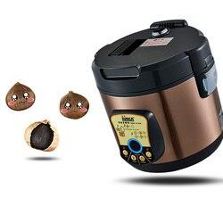 220 V czarny czosnek fermentora elektryczny czarny czosnek ferment maszyna gospodarstwa domowego DIY automatyczne zymolysis zymosis pot maker 5L ue