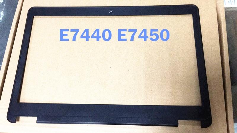 NEW LCD Front Bezel Screen Frame Cover Case For Dell Latitude E7440 E7450