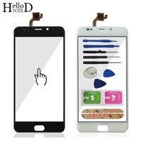 M7 HelloWZXD 5.5 ''Dla Leagoo Ekran Dotykowy Panel Dotykowy Szkło Digitizer Ekran Dotykowy Szyby Obiektywu Czujnik Narzędzia Darmo Klej