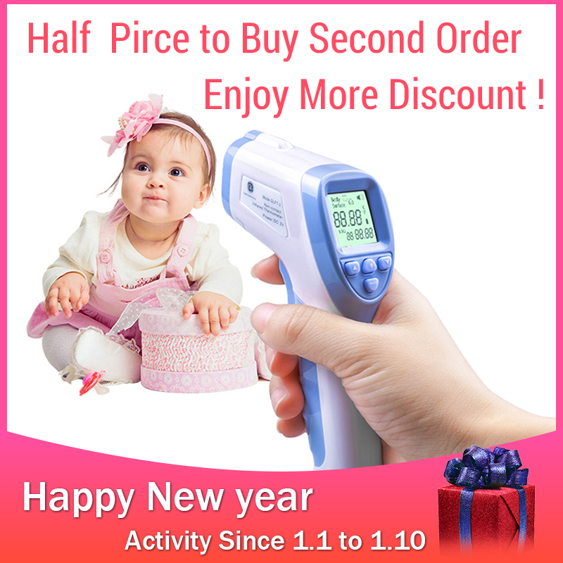 Aliexpress Com Buy Gl Baby Forehead Thermometer Forehead