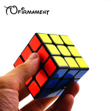 black white cube three Layers 3*3*3 children's brain developing puzzle magic cube Neo cube toys professional starter level cube