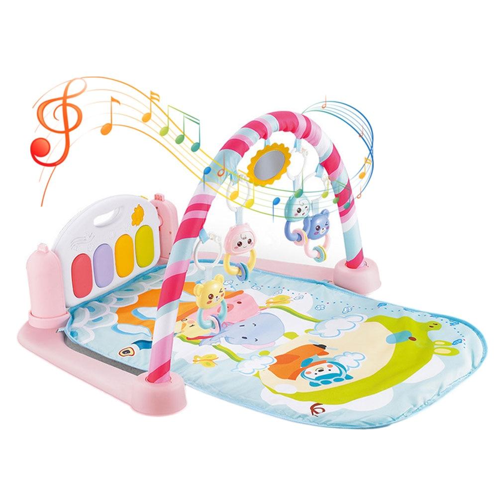 de musculação brinquedo quadro pedal piano música