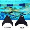 Niños Adultos colas Sirena Niñas Nadar Mono Mono Aleta Aleta Aletas de Natación