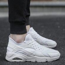 2017 Sapatos Masculinos Tenis Masculino Sapatos Zapatos Hombre sapatos Krasovki Branco Masculino Sapatos Respirável Dos Homens Sapatos Casuais