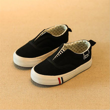 Children Shoes Boys & Girls Patchwork Sneakers Fashion Kids Shoes Casual Children Sneakers  Spring Rubber Canvas Shoes