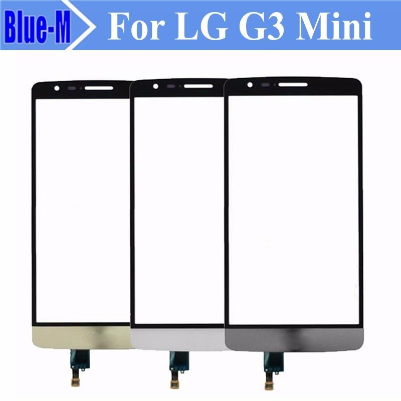 100 Best Working Sensor Touch Panel Touch Screen Digitizer For LG G3 Mini G3s D722 D722V