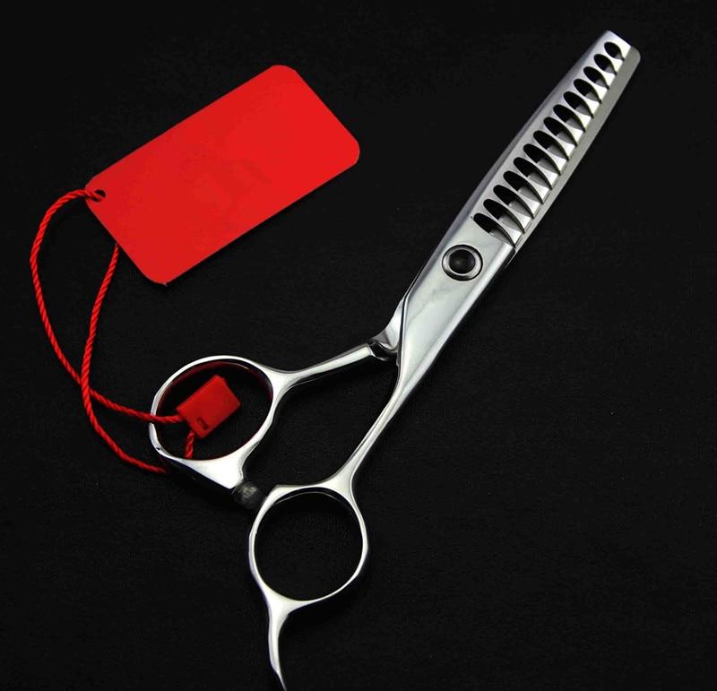 Anpassad topp kvalitet 440c STÅL 5,75 tum 8 & 14 & 18 Tänder hår - Hårvård och styling - Foto 2