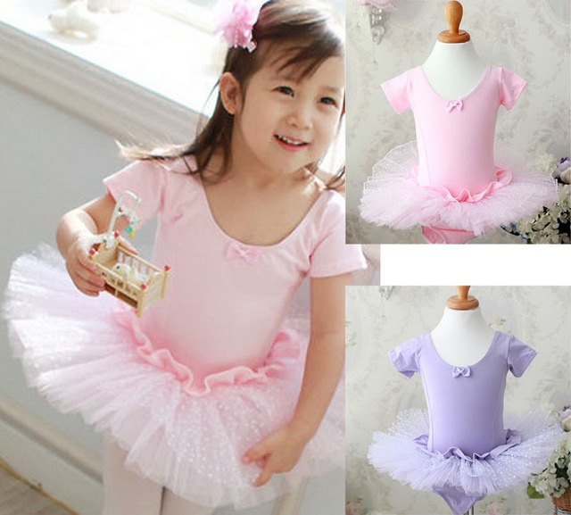 0a54af801 Retail New Girls Kids Toddlers Children Ballet Dance Tutu Dress ...