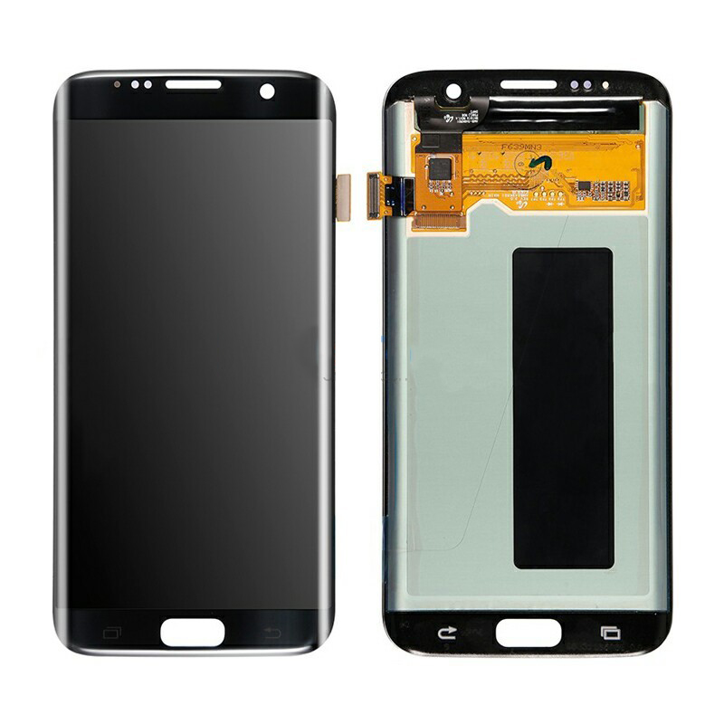 DHL free shippin 2 pcs/1 LOT 100% Original LCD Screen Display With Digitizer Assembly For Samsung S7 Edge G935 G935F G935A G935V  цены