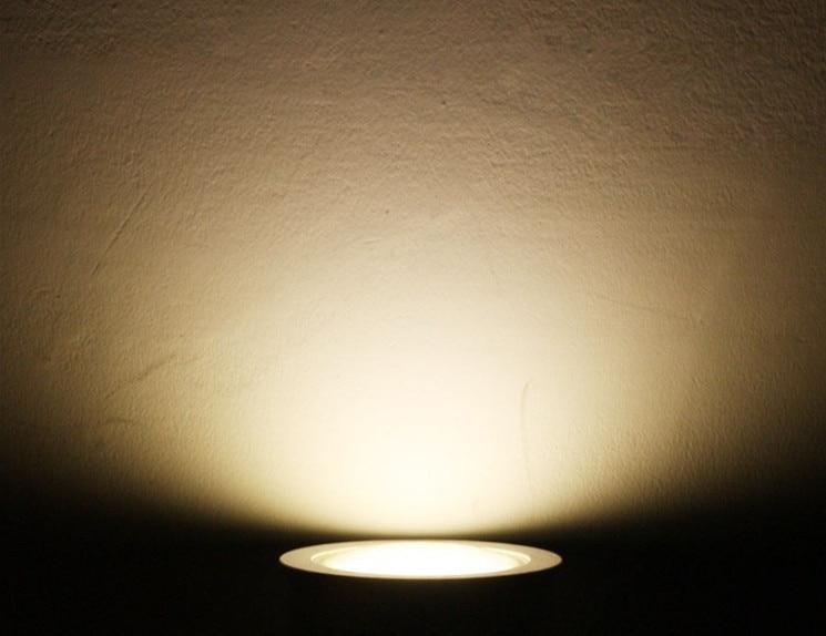 Downlights w 5 w 7 w Aplicação : Vestíbulo