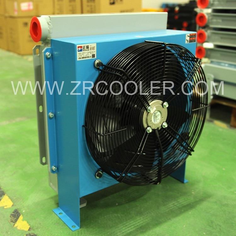 Hydraulic Cooler Air AH1680T-CA Air-cooled oil cooler (heat exchanger new hydraulic oil cooler for kobelco sk04 machine