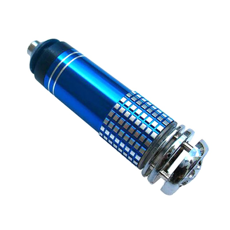 Portable Mini DC12V Vehicle Car Air Purifiers Auto Car Fresh Air Anion Ionic Purifier Oxygen Bar Ozone Ionizer Fresher X2