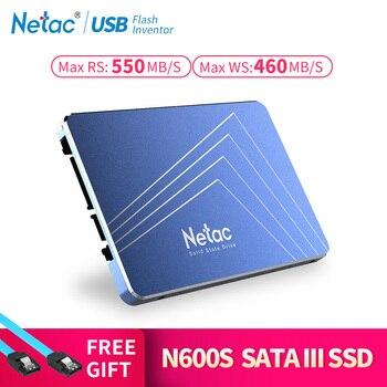 Netac N500S 60GB 2.5 SATA III 3.0 6Gbps High Speed SSD Internal Solid State Drive MLC Flash 128MB Cache jc 20130709 1