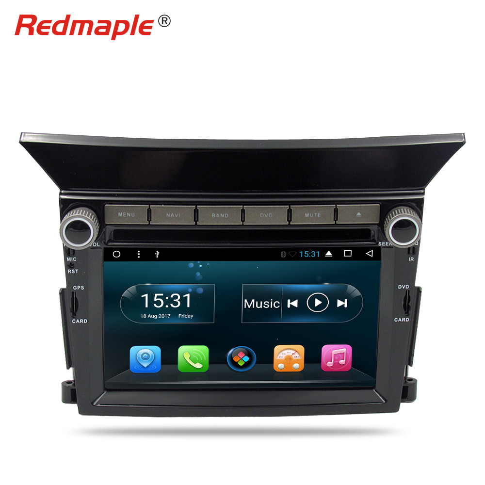 32GROM Android 8.1 Car Radio DVD GPS Navigation Multimedia Player For Honda Pilot 2009 2010 2012 2013 Auto Audio Stereo Headunit