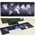 World Map Large Size Mouse Pad 700x300mm/800x300mm/900x400mm Speed Keyboard Mat Computer Gaming Mousepad Gamer Large Table Mat
