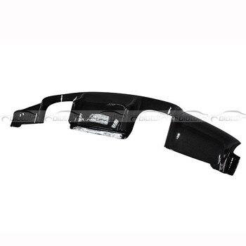 Olotdi углерода Волокно 3D стиль задний бампер для губ BMW E92 E93 M3 заднего диффузора авто задний спойлер подходит m3 бампер >>  doudou yang's store