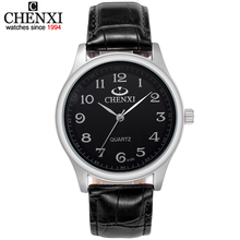 HOT NEW 3ATM FASHION Water Resistant!! CHENXI Brand Leather
