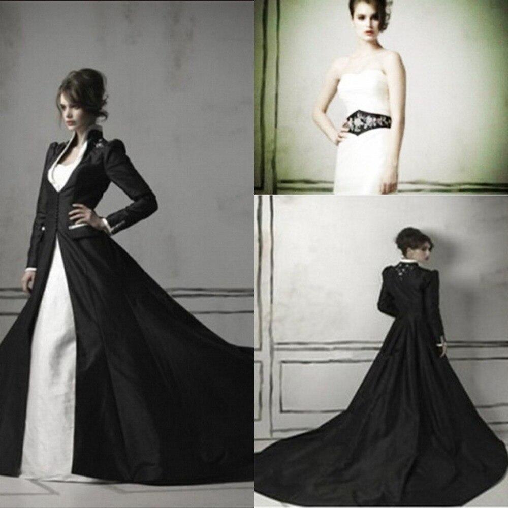Medieval Wedding Dress Bridal Gown Silk Wedding Dress: Online Get Cheap Gothic Wedding Dresses -Aliexpress.com