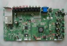 Original 47 pfl7422 motherboard with screen digital board t2408 715-4