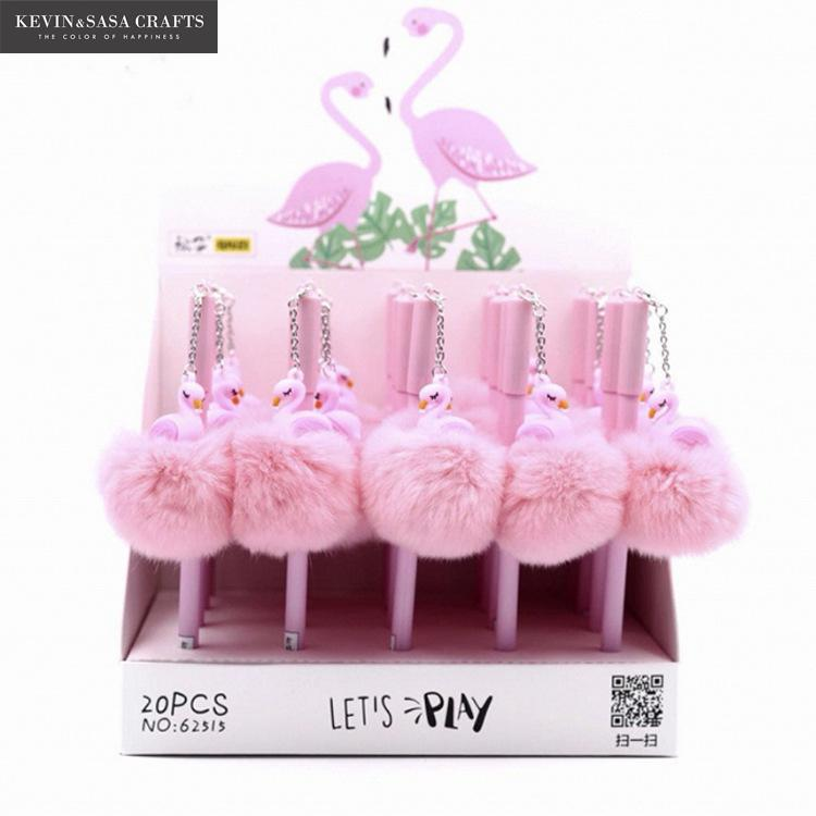 Flamingo Gel Pen Set Cute Pen Quality Stationery Kawaii School Supplies Gel Ink Pen School Tools Stationery Office Suppliers Pen 12pcs set gel pen color pen stationery tools school supplies gel ink pen school stationery office suppliers pen kids gift office
