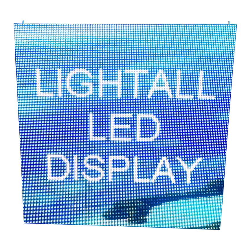 RGB Led Module 250*250mm 64*64pixels 1/16S SMD2121 P3.91 Indoor Led Panel For Advertising Video Wall