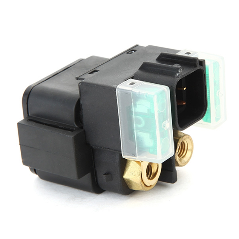 Motorcycle Solenoid Starter Motor Relay JDQ 4 For Suzuki For Yamaha AN250 AN400 TL1000R GSX600F RAPTOR motorcycle solenoid starter motor relay jdq 4 for suzuki for yamaha