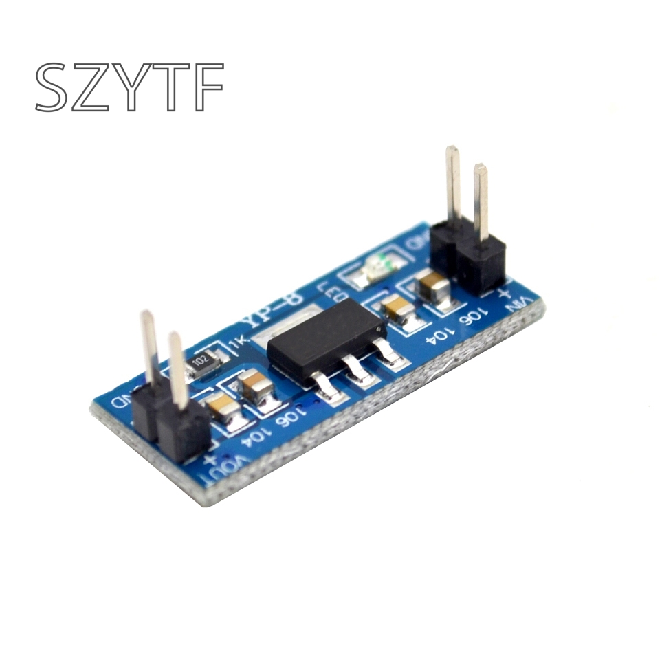 DC-DC AMS1117 Power Module 3.3V with Heat sink new