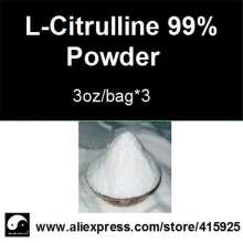 99% L- Citrulline supplements Powder 9oz Nutritional Sports Supplements For Men Fitness Health Care Plant Viagra Sex