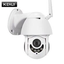 KERUI наружный водонепроницаемый беспроводной 1080 P 2MP PTZ wi-fi IP купольная скоростная камера H.264 + IR Домашняя безопасность видеонаблюдения
