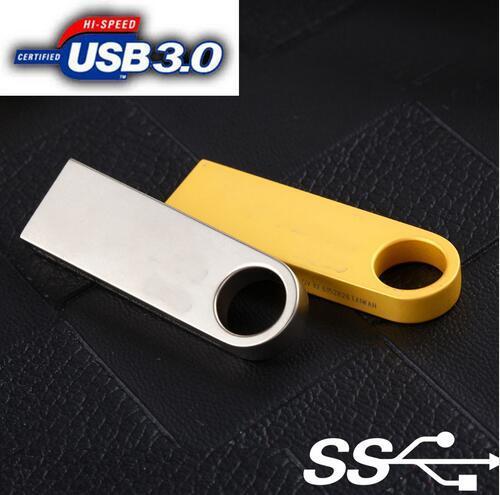 Real Capacity High Speed USB 3.0 Flash Drive 128GB Pen Drive Pendrive Luxury Aluminum 256GB 512GB 64GB Memory Sticktick otg HOT