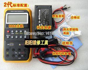 Patente!!! BR886A conserto de eletrodomésticos lâmpada Multifunções tester teste de luz/tubo regulador de Tensão Optoacoplador Ignitor Bobina capacitor