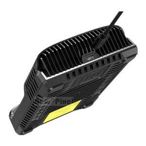 Image 5 - Oryginalny NITECORE UMS2 UMS4 inteligentna ładowarka baterii wyjście USB 3A dla LiFePO4 litowo jonowych Ni MH NiCd 10440 10440 10500 18650