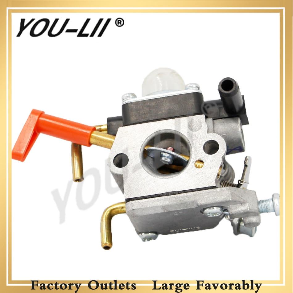Fit STIHL HS81R HS81RC HS81T HS86R HS86T ZAMA C1Q-S225 Carburetor Air Filter Kit