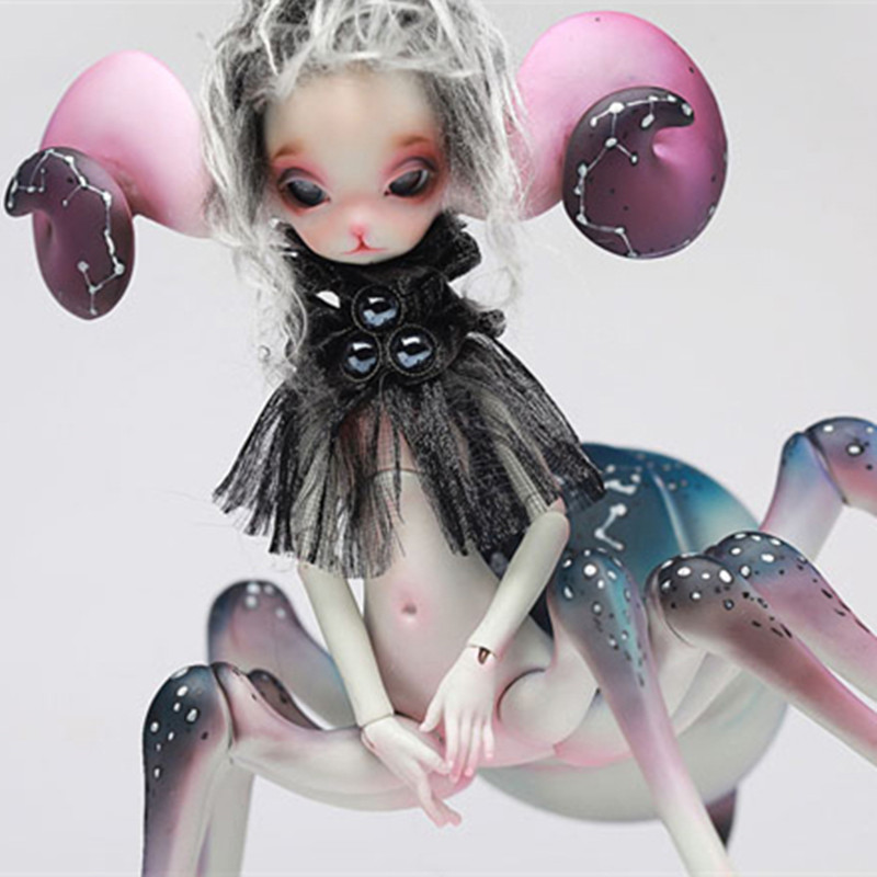 New product 2019 BJD BJD doll SD doll Xaviera small spider special body small pet joint doll Free shippingNew product 2019 BJD BJD doll SD doll Xaviera small spider special body small pet joint doll Free shipping