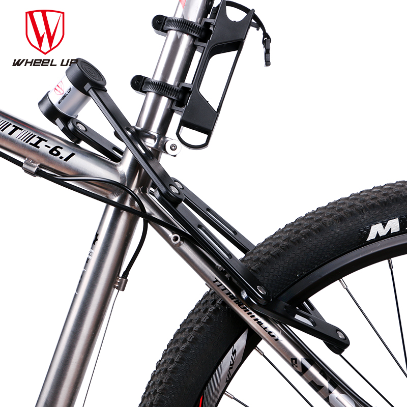 Mountain Bike Lock Anti-theft Bicycle Ring Lock Portable Password Lock Fixed U S
