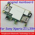 Оригинальный хорошее качество полнофункциональный Материнская Плата для Sony Xperia Z1 L39H C6902 основная плата логики системной плате плате